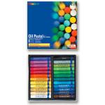 Boîte de 24 pastels à l'huile