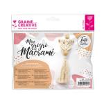 Kit mini macramé