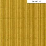 Carton ondulé mini - Or - 50 x 70 cm