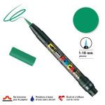 Marqueur  PCF-350 pointe pinceau - Vert