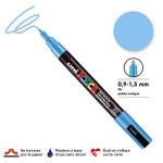Marqueur PC-3M pointe conique fine - Bleu clair