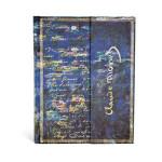 Carnet Monet Nénuphars 18 x 23 cm 120 g/m² 144 p