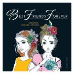 Illustrations à colorier Best Friend Forever