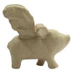 Cochon volant 10 x 6,5 x 10,5 cm