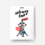 Album de coloriage Coloring book Paris