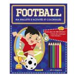 Ma mallette d'activites et coloriage Football