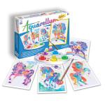 Aquarellum Junior coffret Licornes