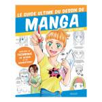 Livre Le guide ultime du dessin de manga